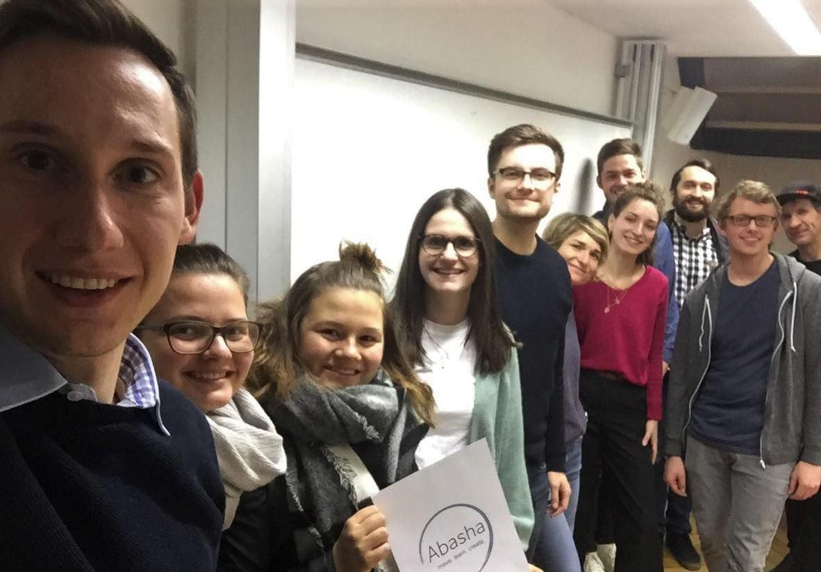 Vision Teammitglieder Abasha Verein München Gründung