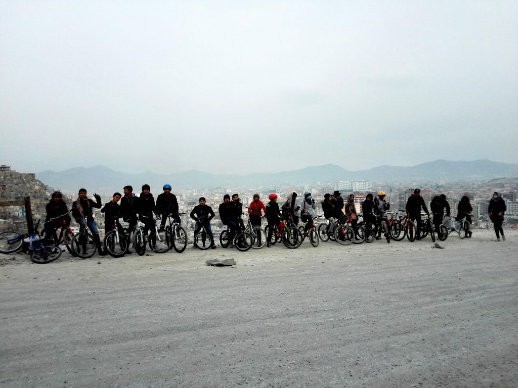 Kabul MTB Moutainbike Drop and Ride