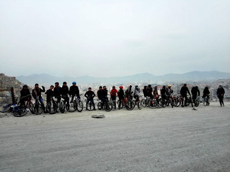 Kabul MTB Drop and Ride