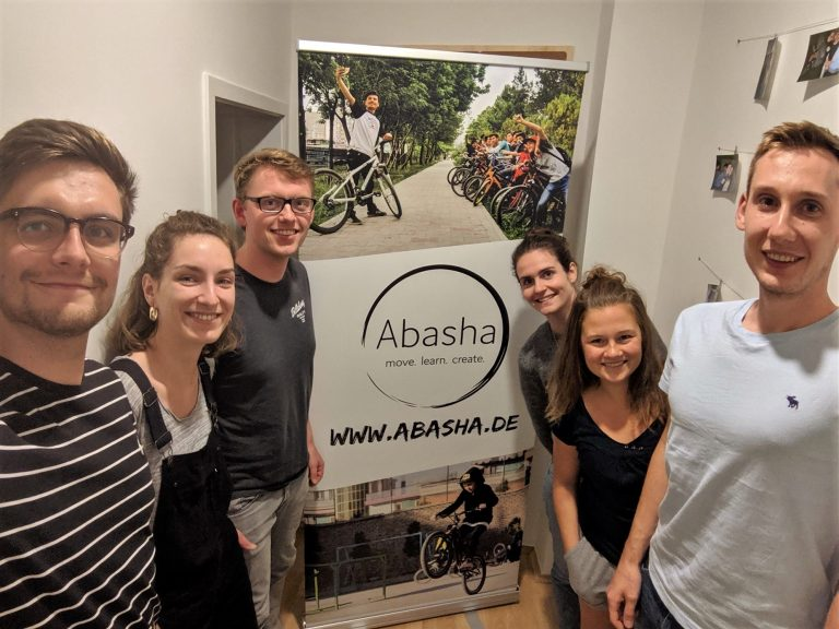 Abasha Jahresbericht Team Annual Report NGO NPO non profit Germany Munich