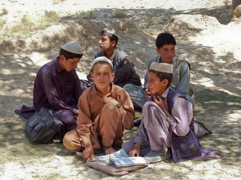 Bildungssystem-in-Afghanistan
