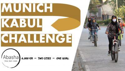 Spendenlauf von München nach Kabul 2020