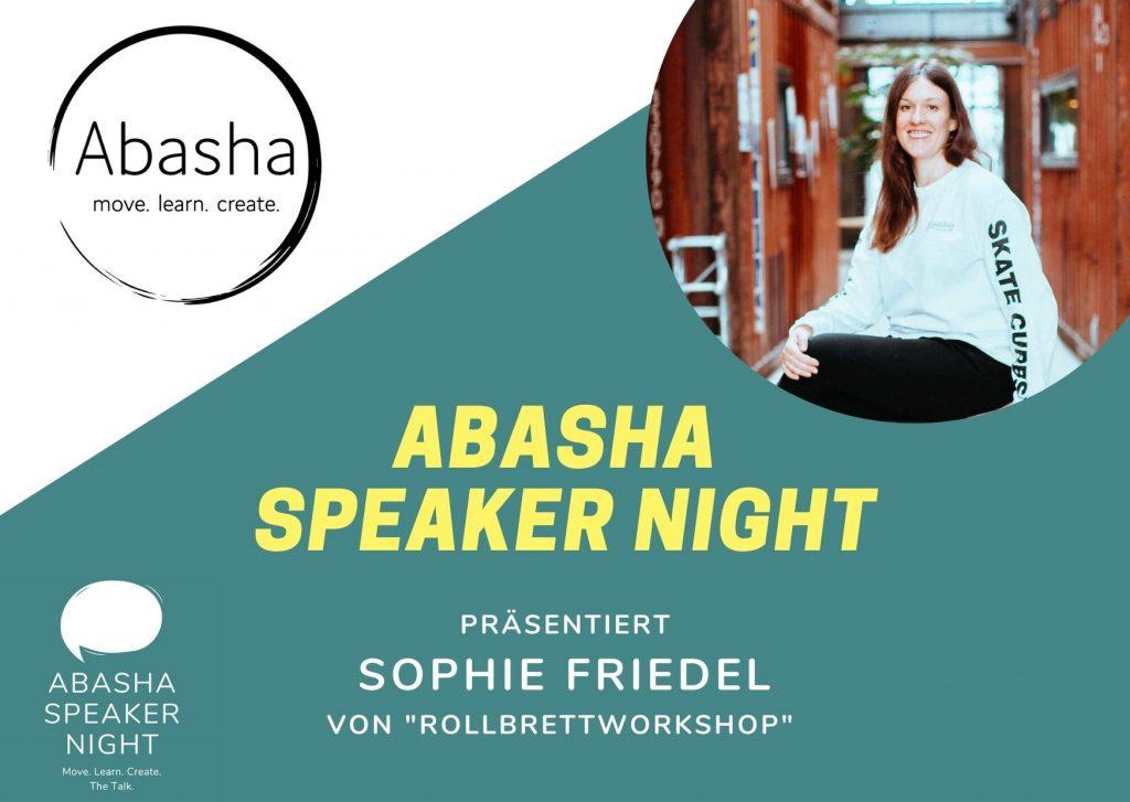 Speaker Night